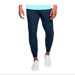 Under Armour Men's Chino Joggers  Navy Sweatpants